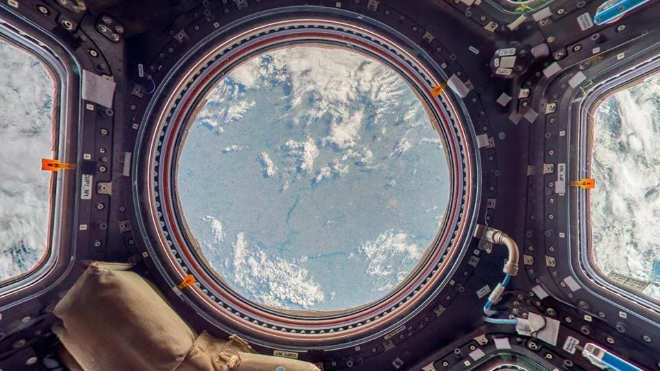 Google Maps,International Space Station,ISS