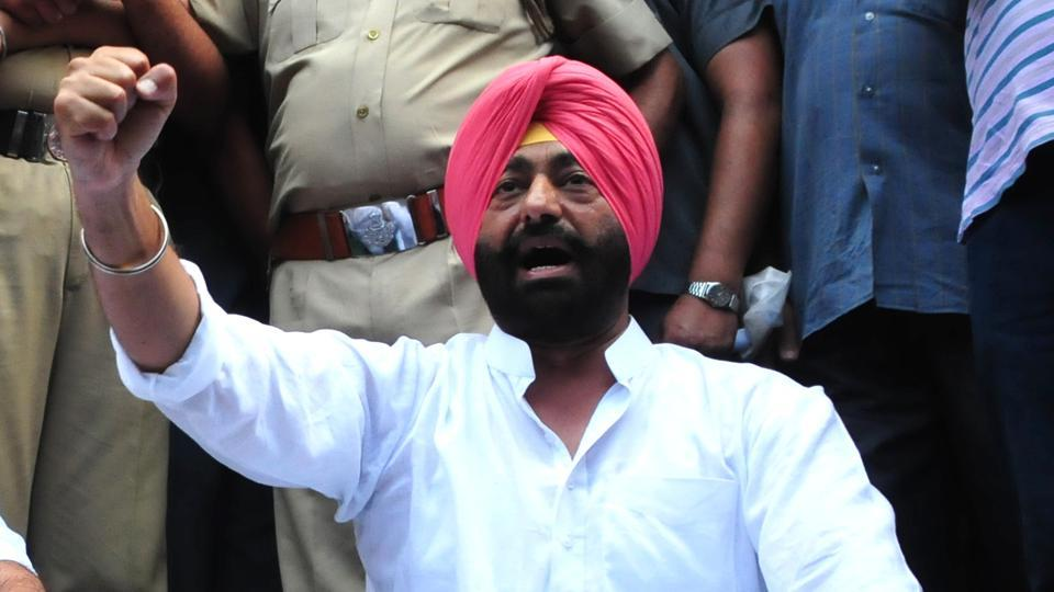 Sukhpal Khaira,Congress,SAD