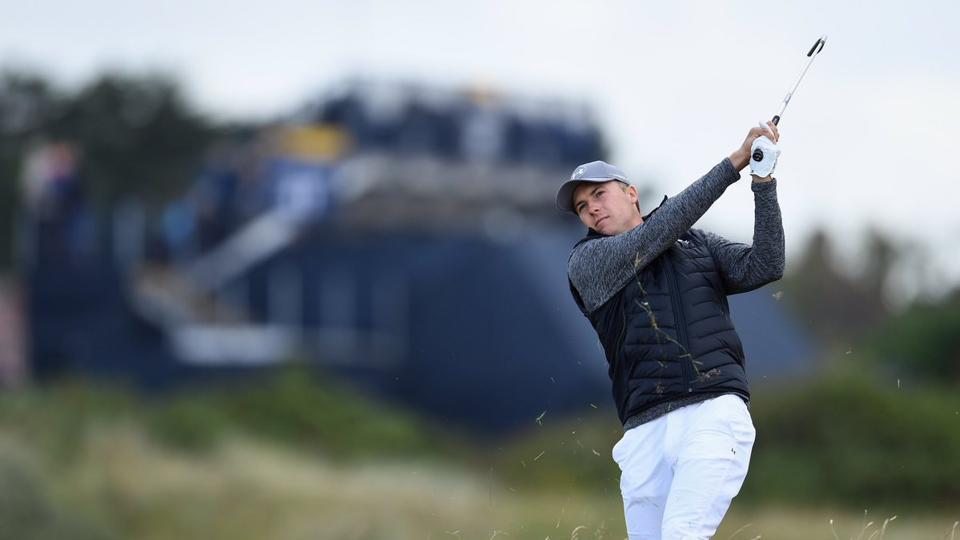Jordan Spieth,Brooks Koepka,British Open Golf