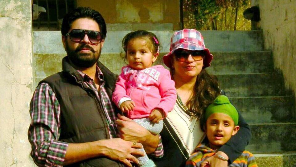 Ekam Dhillon murder,Body in suitcase,clean bloodstains