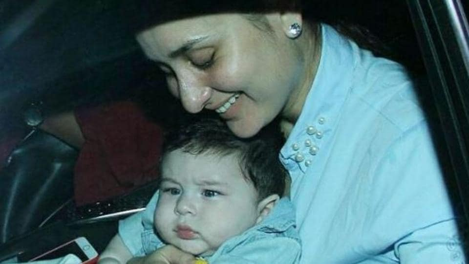 Actor Kareena Kapoor Khan gave birth to her first child, Taimur, on December 20, 2017.