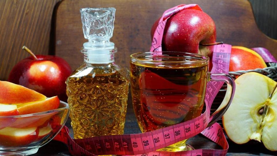 Apple cider vinegar has popularly been considered beneficial when it comes to keeping your weight down.