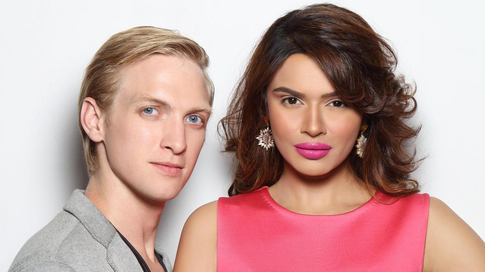 Aashka Goradia will tie the knot with beau Brent Goble on December 3 this year.