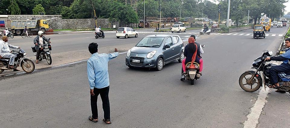 traffic department,accidents,Pune