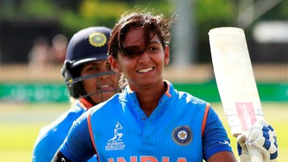 Harmanpreet Kaur's unbeaten 171 powered India into Women's Cricket World Cup final with a 36-run win over Australia on Thursday.