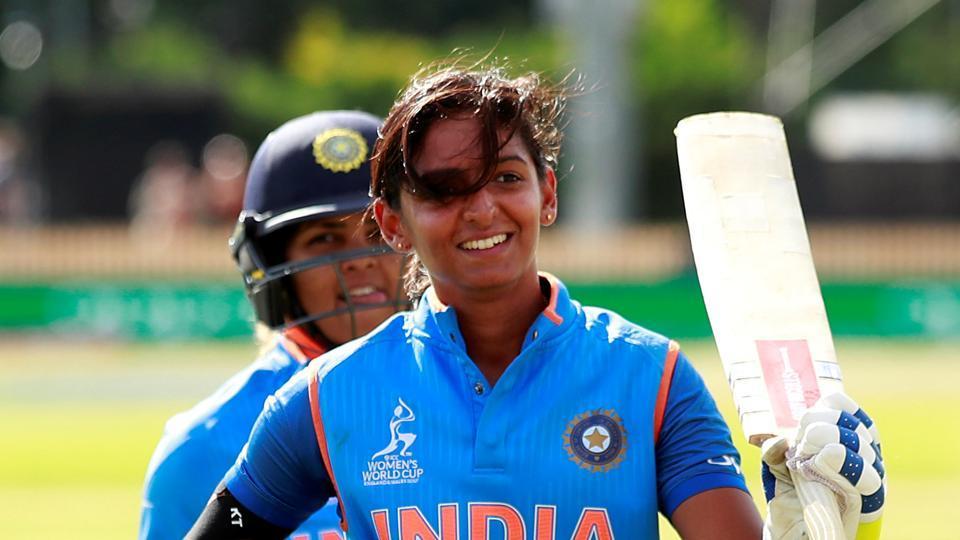 Harmanpreet Kaur,The Cricket World Cup,India