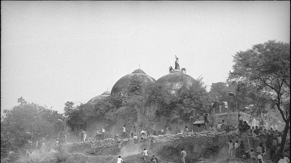 Babri Masjid,Ram Temple,Ayodhya