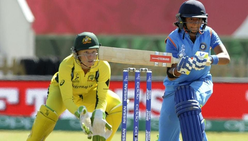 Harmanpreet Kaur scored 171* in India vs Australia ICCWomen's Cricket World Cup semifinal on Thursday.