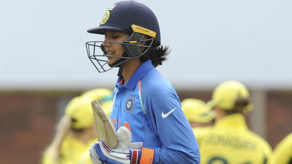 India did not start well as they lost in-form opener Smriti Mandhana in the first over of the semi-final that was played in Derby on Thursday. (AP)