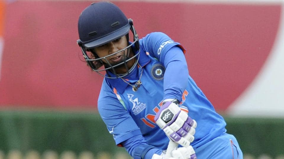 However, India captain Mithali Raj steadied the innings with her 61-ball 36. (AP)