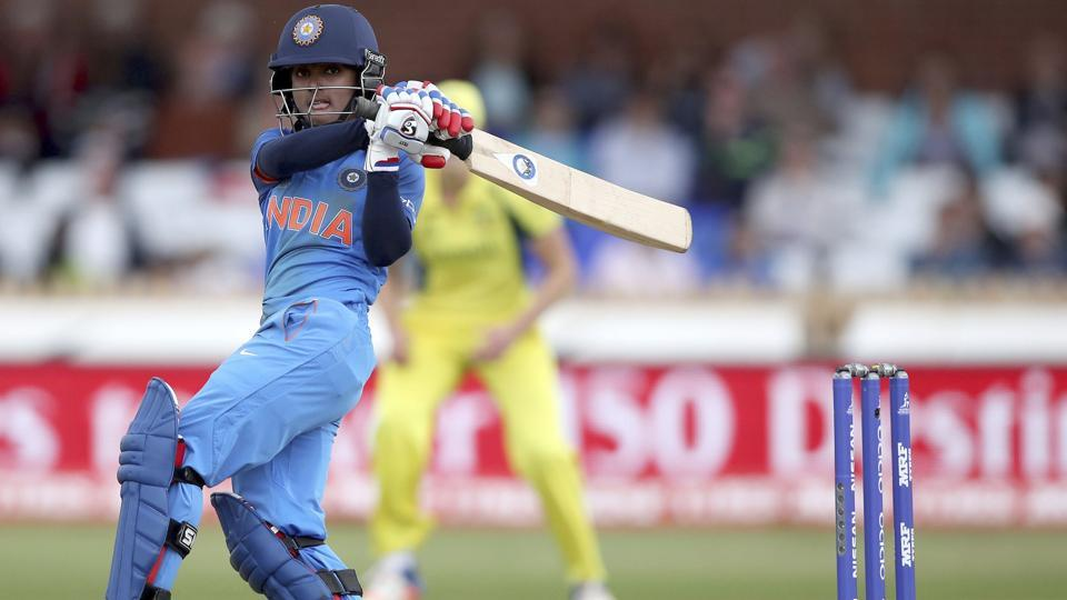 After Mithali got out, it was Harmanpreet Kaur who took on the anchor's role. (AP)