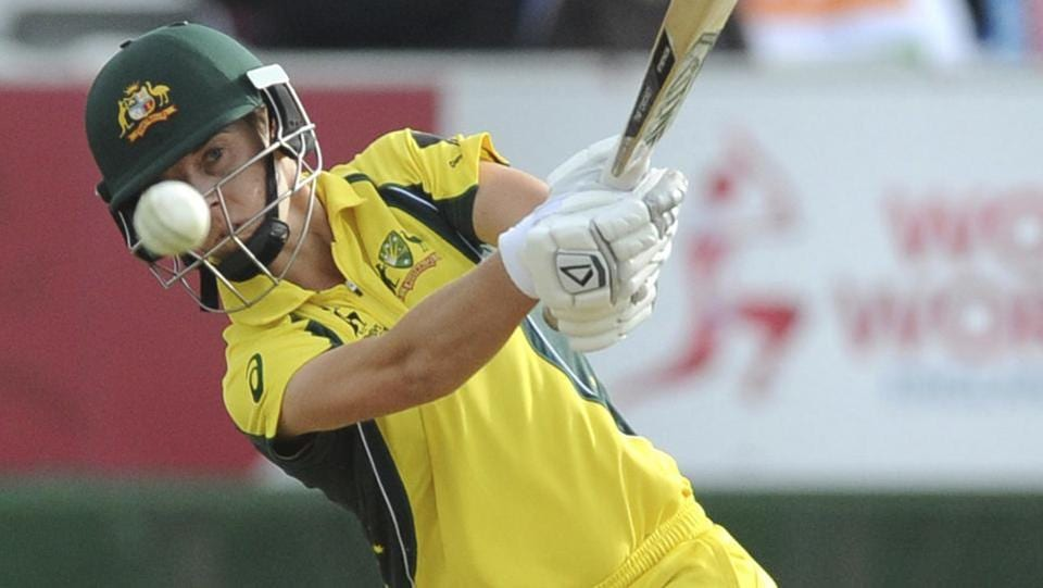 Australia's Elyse Villani and Alex Blackwell tried reviving their innings with their feisty knocks. (AP)