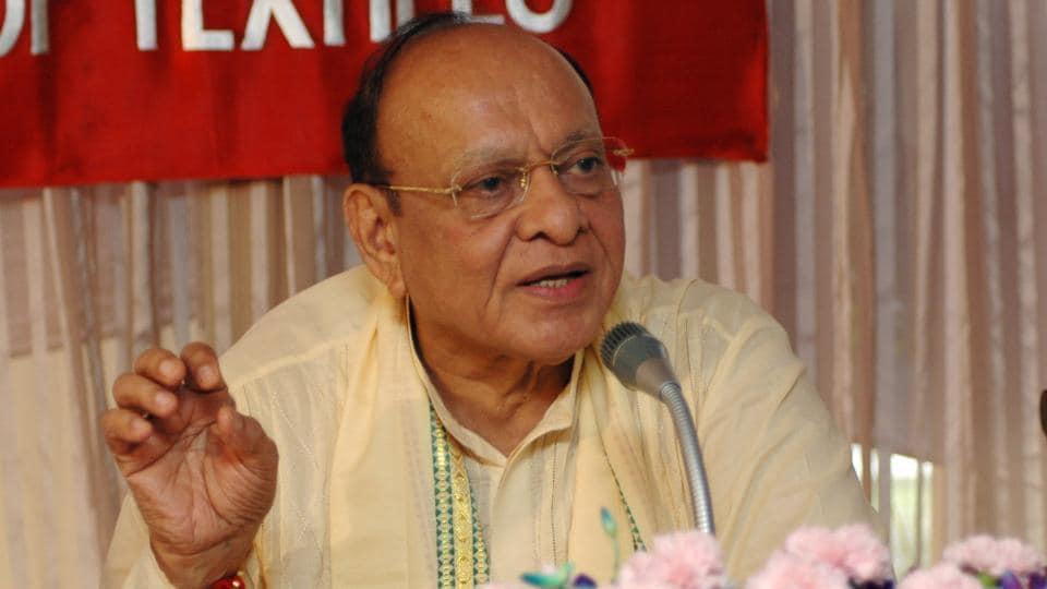 Congress veteran Shankarsinh Vaghela,Ram Nath Kovind,President of India