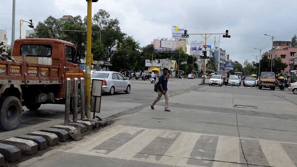 Pune,traffic,25 accident prone
