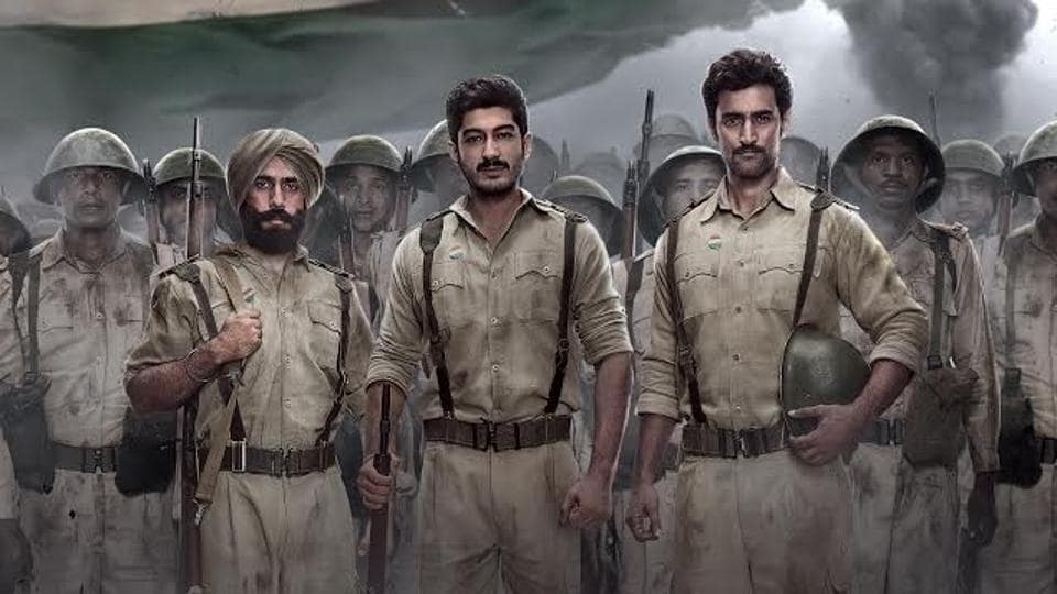 Raag Desh stars Mohit Marwah, Amit Sadh and Kunal Kapoor in lead roles.