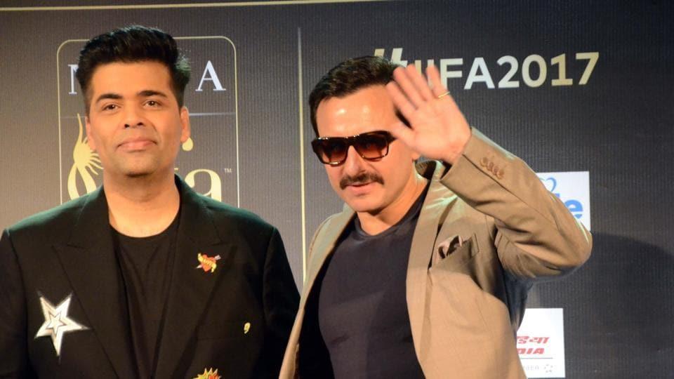 Saif Ali Khan,Kangana Ranaut,Nepotism