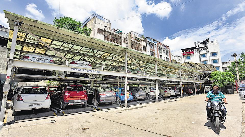 parking,delhi parking,delhi parking lots
