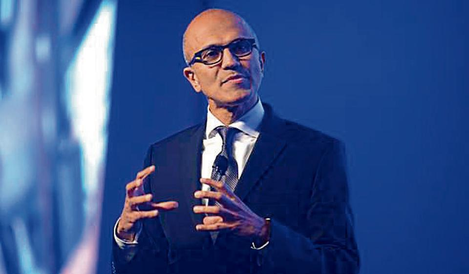 Microsoft chief executive officer Satya Nadella has confirmed that Microsoft will 'make more phones, but they will not look like phones that are there today'.
