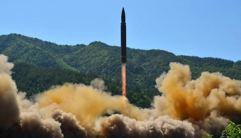 North Korea,ICBM,Ballistic Missile