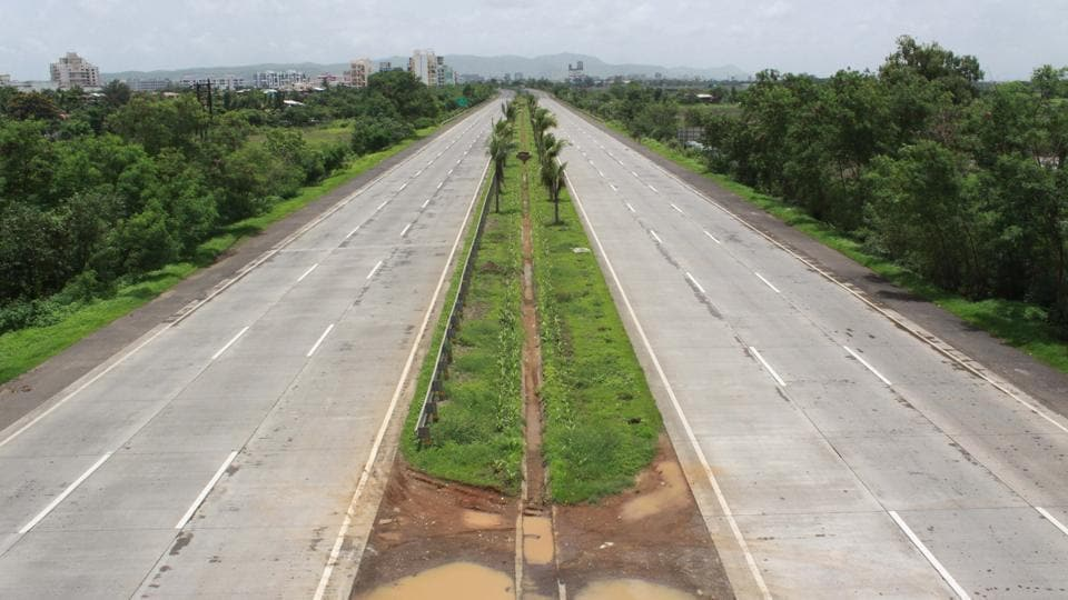The proposed eight-lane access controlled expressway will connect Mumbai and Nagpur.