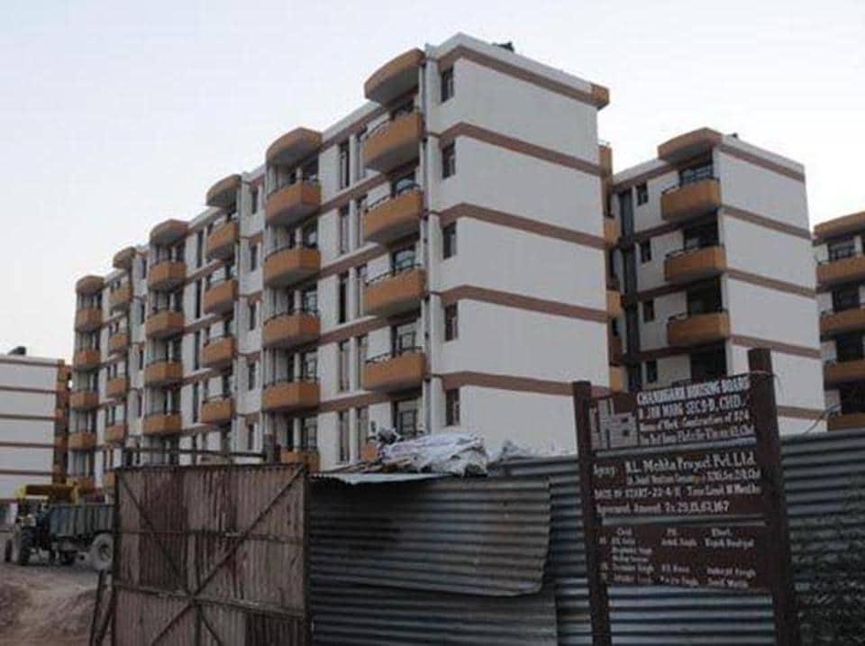 Chandigarh Housing Board,CHB,July 2019