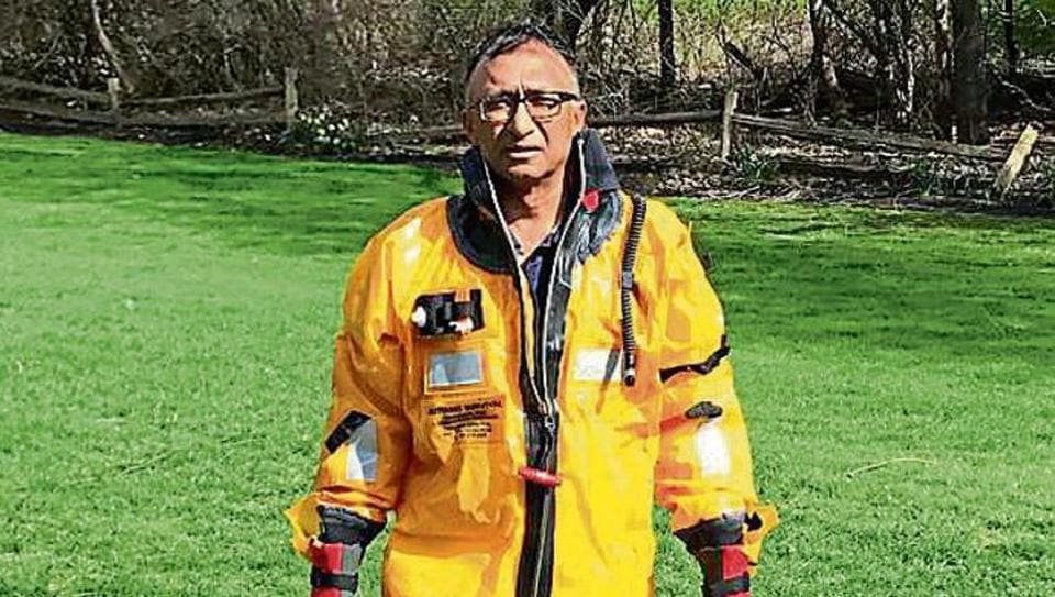 Bansal said landing in Ambala was the most satisfying moment of his journey, as it was from here that he left for the US as a student in 1971.