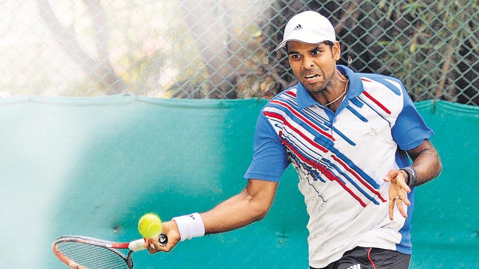 Vishnu Vardhan,Leander Paes,ATP Challenger