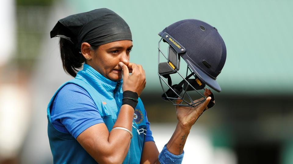 Harmanpreet Kaur, who smashed 171* against Australia in the semi-final, will once again be the key. (Action Images via Reuters)