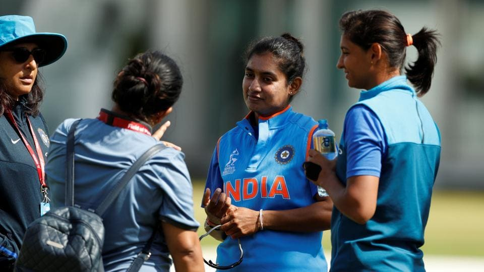Harmanpreet and Mithali will be the key batters as they aim to win the ICC Women's World Cup for the first time. (Action Images via Reuters)