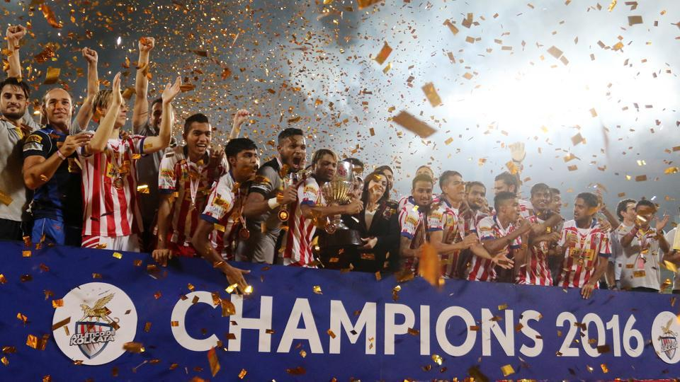 ISL: Atletico de Kolkata to now be ATK - 'Amar Tamar Kolkata'