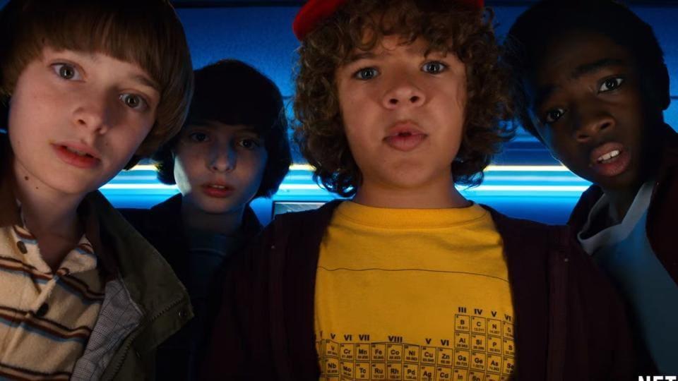 Stranger Things,Trailer,Stranger Things 2