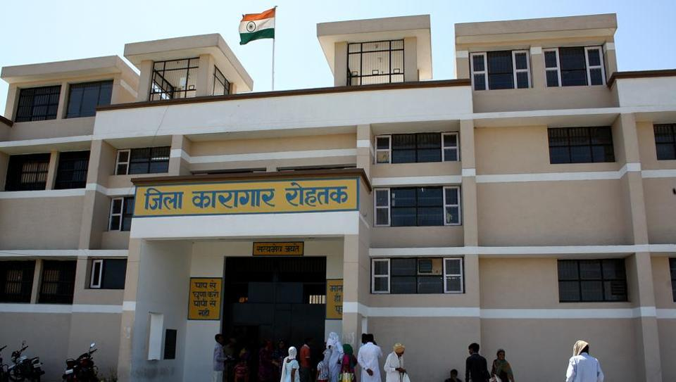 jails jampacked,Haryana jails,Rewari district jail