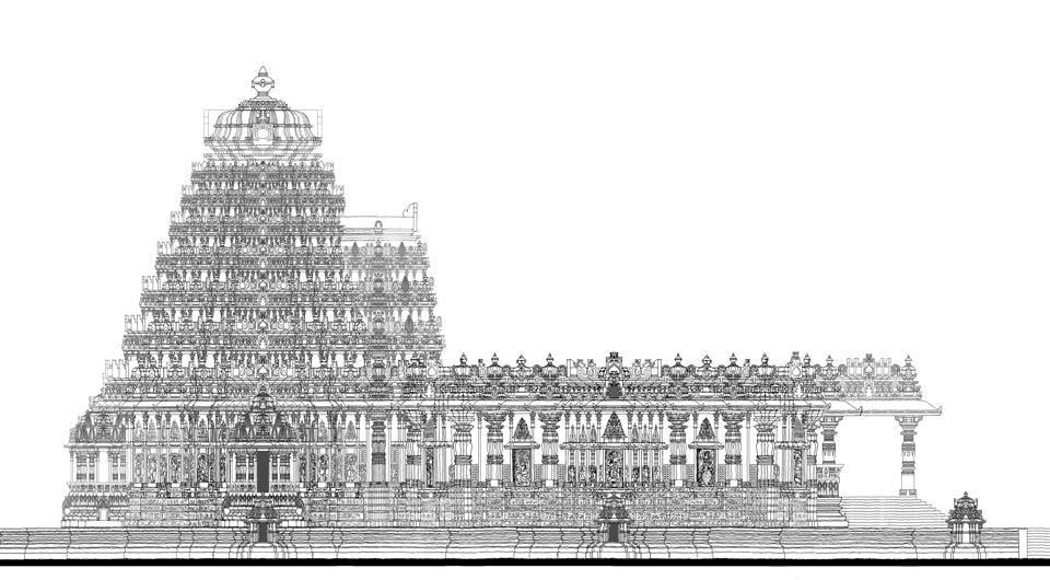 Sri Kalyana Venkateshwara temple,Hoysala style,Adam Hardy