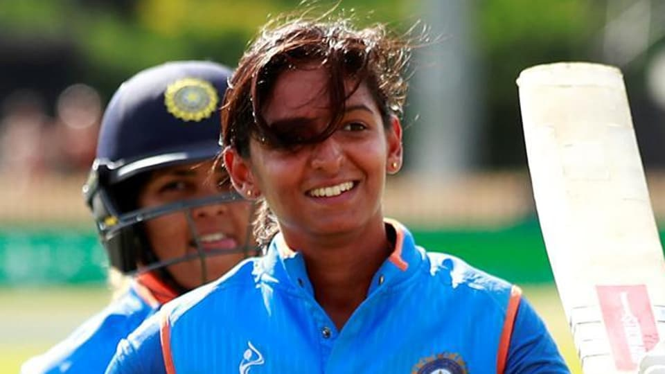 Harmanpreet Kaur,Amarinder Singh,ICC Women's World Cup