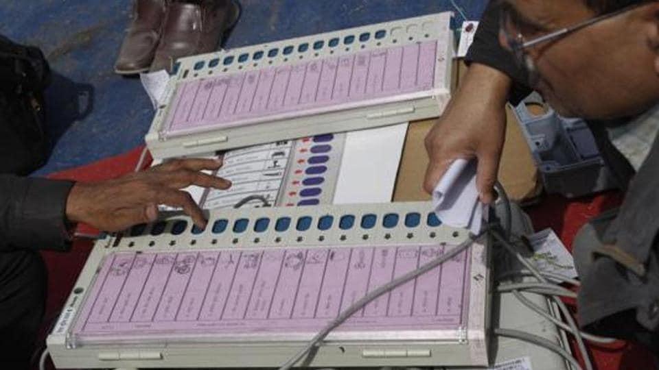 EVM,Voting,Electronic voting machine