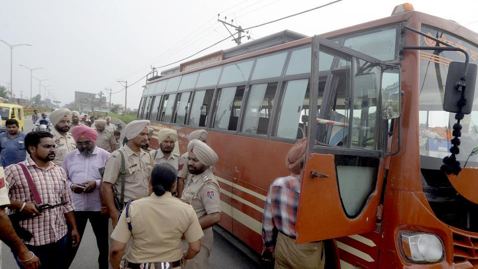 road rage,driver injured,Akali leader