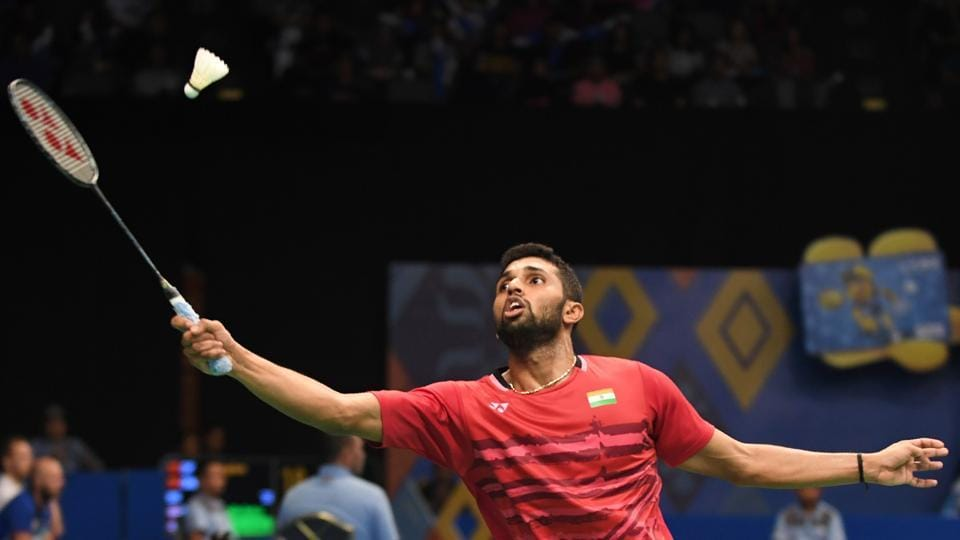 Kashyap faces Prannoy in US Open final, Manu-Sumeeth exit