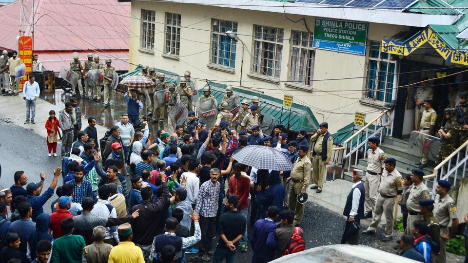 Shimla rape,CBI,Kothkai