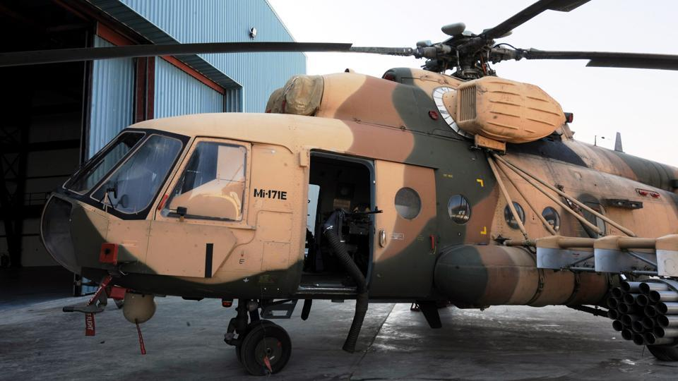 Russian Firm Delivers Mi 171e Convertible Helicopter To