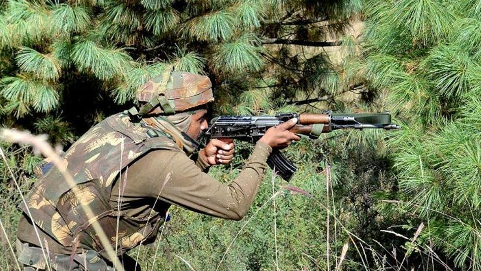 Yet another infiltration bid foiled on LoC in Machil, terrorist killed