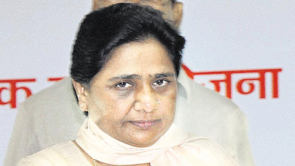 BSP,BJP,Mayawati