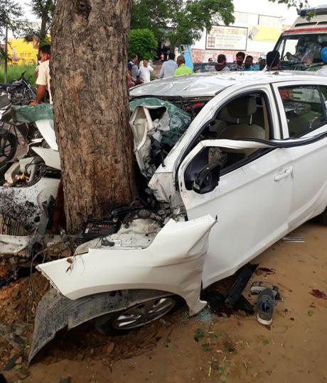 Road accidents,Patiala district,traffic rules