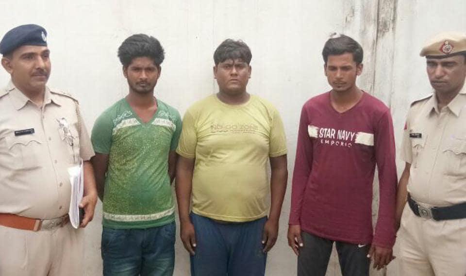 Gurgaon,Bawaria gang,Bawaria gang arrested