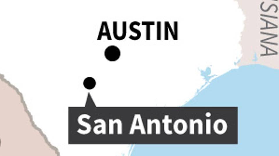 Human trafficking,Texas deaths,Walmart