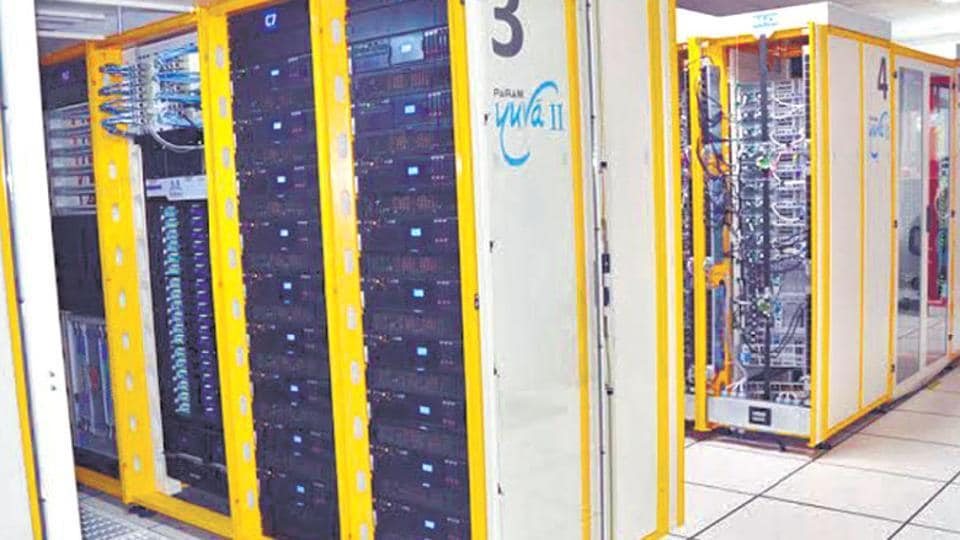 Make in India,Supercomputer,IITs