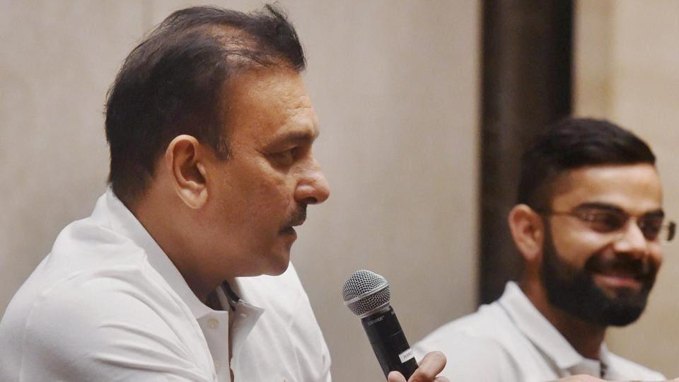 Ravi Shastri,India vs Sri Lanka,India National Cricket Team