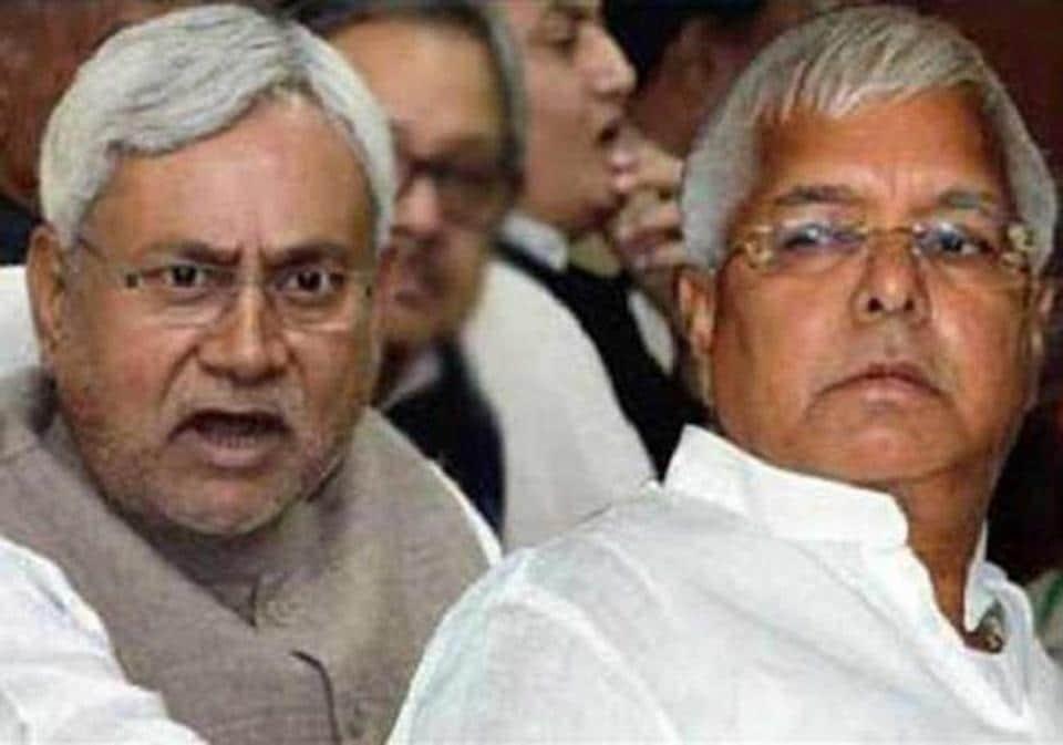 Alliance trouble,Taslimuddin speak,Raghuvansh utterance