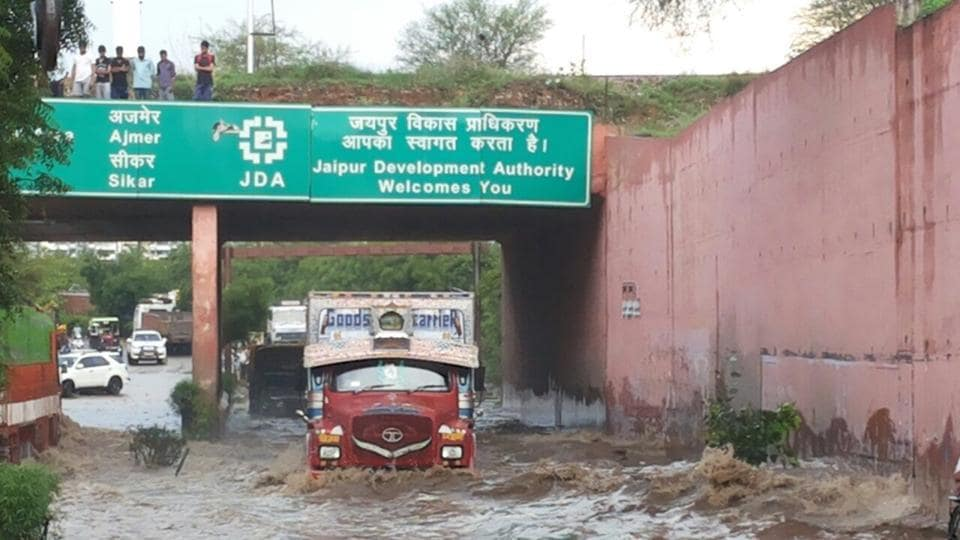 Jaipur,flood,Rajasthan