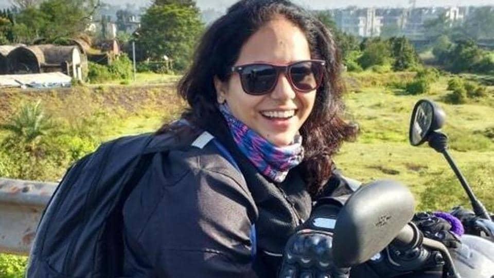 Mumbai biker,Woman biker,Biker killed