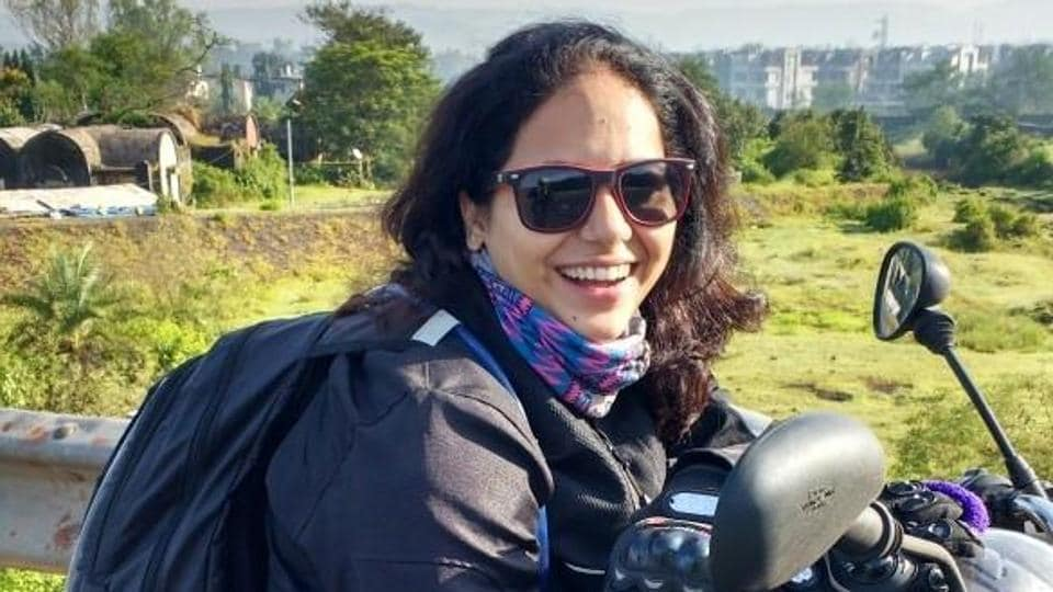 Hogale, a Bandra resident and a biker, was killed on Sunday after she swerved to avoid a pothole on the Jawhar-Dahanu highway and got crushed under the rear wheel of a truck she had overtaken